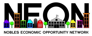 Nobles Economic Opportunity Network Logo