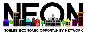 Nobles Economic Opportunity Network Logo