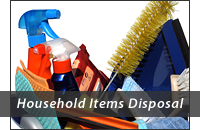 Household Items Disposal Header Graphic