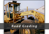 Road Grading Graphic