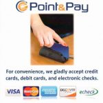 Point and Pay logo